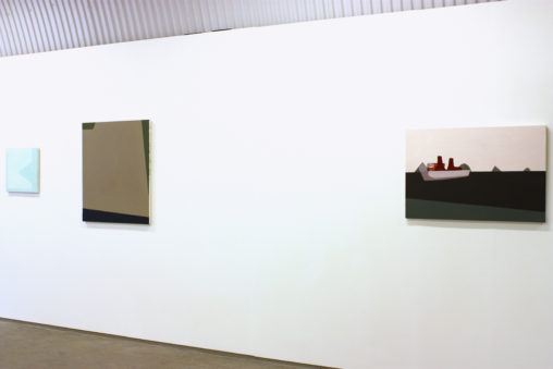 'Oaxaca Stadium', Arch Gallery, London (2010). Solo exhibition