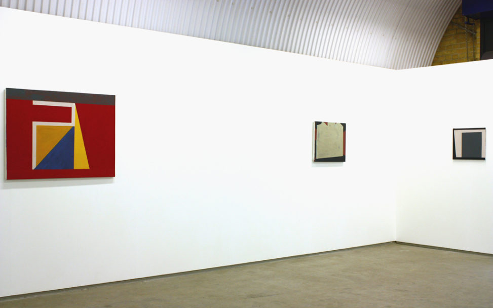 'Oaxaca Stadium', Arch Gallery, London (2010). Solo exhibition