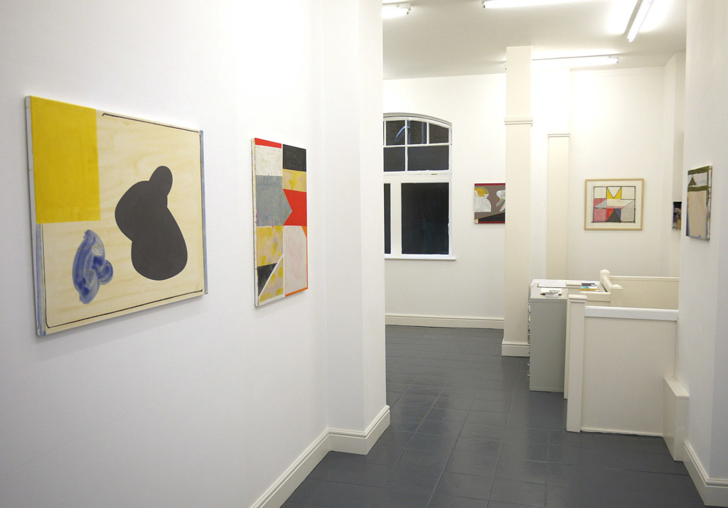 'Fragmentarium', dalla Rosa Gallery, London (2013). Solo exhibition. Photo: dalla Rosa Gallery