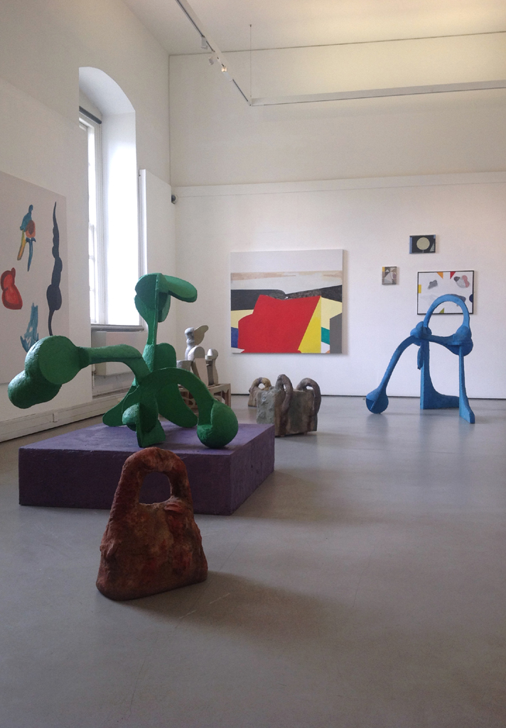 'Necessary Monsters: Lee Grandjean and David Webb', University of Greenwich Galleries (2014)
