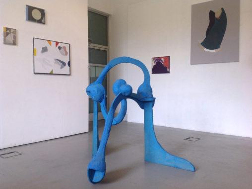 'Necessary Monsters: Lee Grandjean and David Webb', University of Greenwich Galleries (2014)