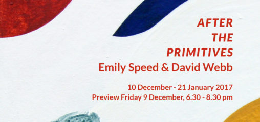 After the Primitives: Emily Speed and David Webb at dalla Rosa Gallery
